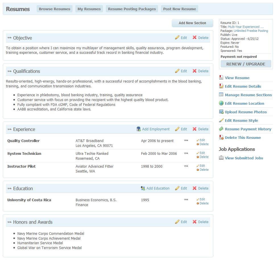Résumé  Define Résumé at Dictionarycom
