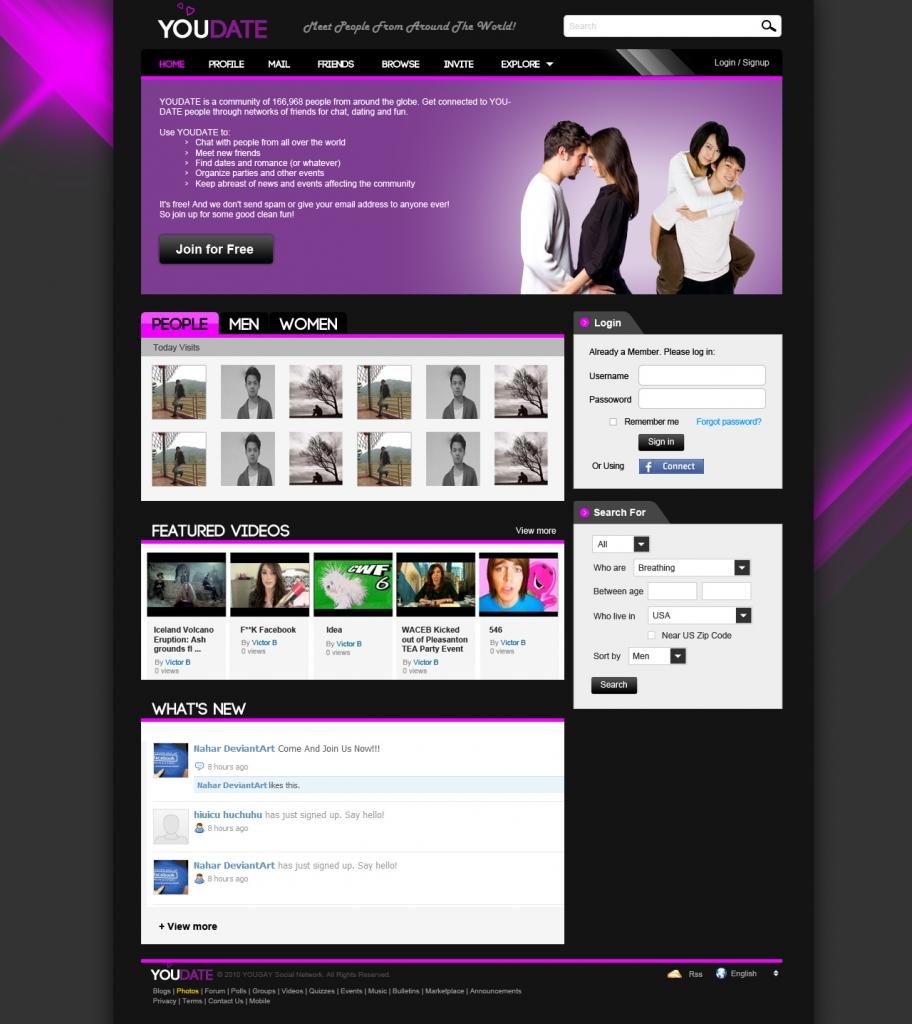 Escort College - Online Dating Community